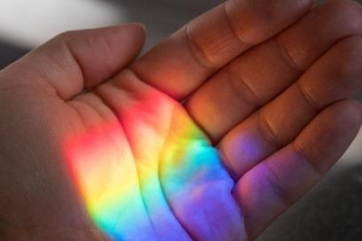 ¿En qué se parecen el arcoiris y la resiliencia?